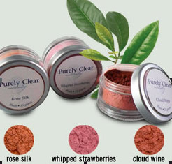 Purely Clear expands natural skin care products to include a full line of make-up